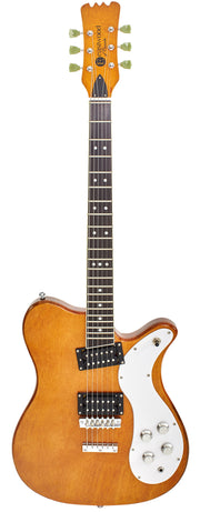 Eastwood Guitars Sidejack 300 Natural Full Front