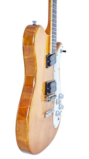 Eastwood Guitars Sidejack 300 Natural Player POV