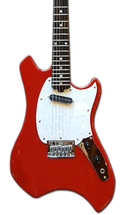 Eastwood Guitars Swinger Red Featured