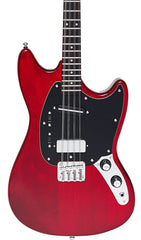 Eastwood Guitars Warren Ellis Mandocello Cherry