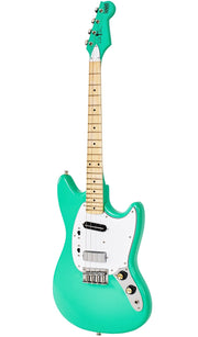 Eastwood Guitars Warren Ellis Tenor 2P Seafoam Green Angled