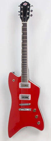 Eastwood Guitars Eastwood Juliano Red Angled
