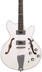 Eastwood Guitars Savannah White Featured