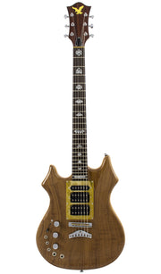 Eastwood Guitars Eastwood Tiger Guitar LH Walnut Full Front