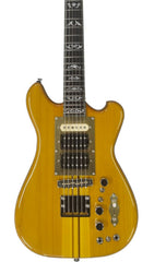Eastwood Guitars Eastwood Wolf Guitar Natural Maple Featured