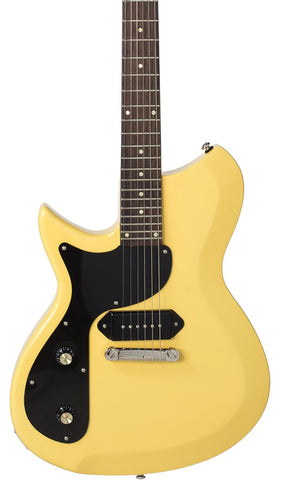 Eastwood Guitars Rivolta Combinata I LH Roma Yellow Featured
