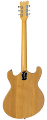 Eastwood Guitars Sidejack PRO JM LH Natural Full Back