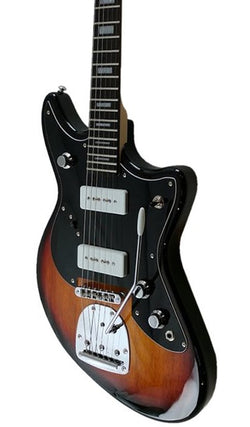 Eastwood Guitars Eastwood Fireball Sunburst Featured