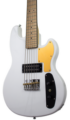 Eastwood Hooky Bass 6 PRO White Featured