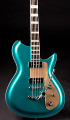 Eastwood Guitars Rivolta Combinata XVII Adriatic Blue Metallic