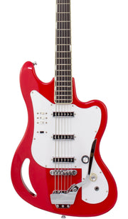 Eastwood Guitars TB64 Fiesta Red