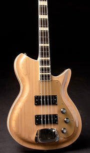 Eastwood Guitars Rivolta Combinata Bass VII Acero Glow