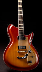Eastwood Guitars Rivolta Combinata XVII Autunno Burst