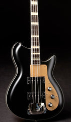 Eastwood Guitars Rivolta Combinata Bass VII Toro Black