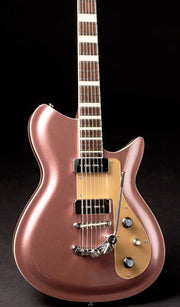 Eastwood Guitars Rivolta Combinata XVII Burgundy Mist Metallic
