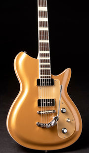 Eastwood Guitars Rivolta Combinata XVII Gold Top
