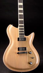 Eastwood Guitars Rivolta Combinata Acero Glow