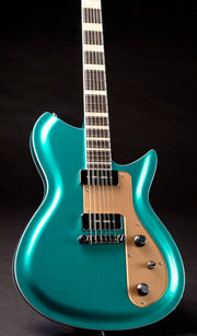Eastwood Guitars Rivolta Combinata Adriatic Blue Metallic
