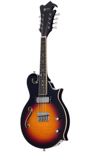 Eastwood Guitars MRG Mandolin Sunburst Angled