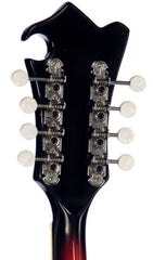 Eastwood Guitars MRG Mandolin Sunburst Head Back