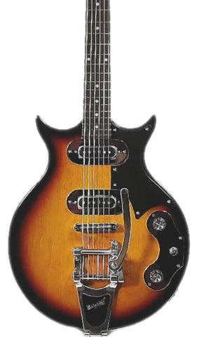 Eastwood Guitars Mark V Sunburst Featured