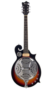 Eastwood Guitars MRG Resonator Sunburst Full Front