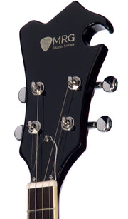 Eastwood Guitars Eastwood MRG Ukulele Sunburst Headstock