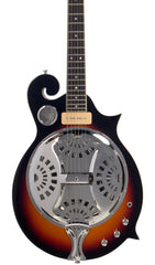 Eastwood Guitars MRG Resonator Sunburst Featured