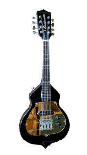 Eastwood Guitars Ricky Mandolin Black Angled