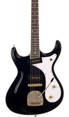 Eastwood Guitars Sidejack DLX Black