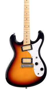 Eastwood Guitars Univox HiFlier Sunburst