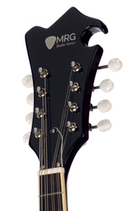 Eastwood Guitars MRG Mandolin Walnut Headstock