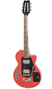 Eastwood Guitars Wandre Soloist 2P Red Angled