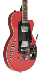 Eastwood Guitars Wandre Soloist 2P Red Player POV