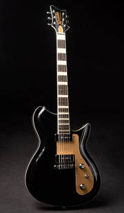 Eastwood Guitars Rivolta Combinata Toro Black Full Front