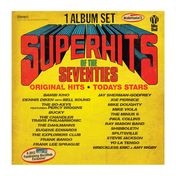 "Michael Shelley's ""Super Hits of the Seventies!"" - JUST FOUND A FEW MORE!"