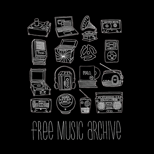 Free Music Archive T-Shirt