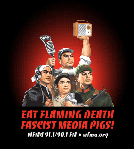 Eat Flaming Death T-shirt