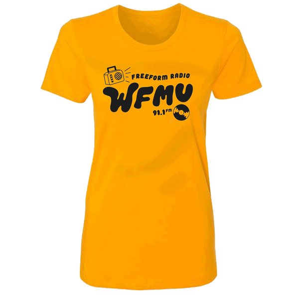Limited Run! Retro Glam Gold - Women's T-Shirt
