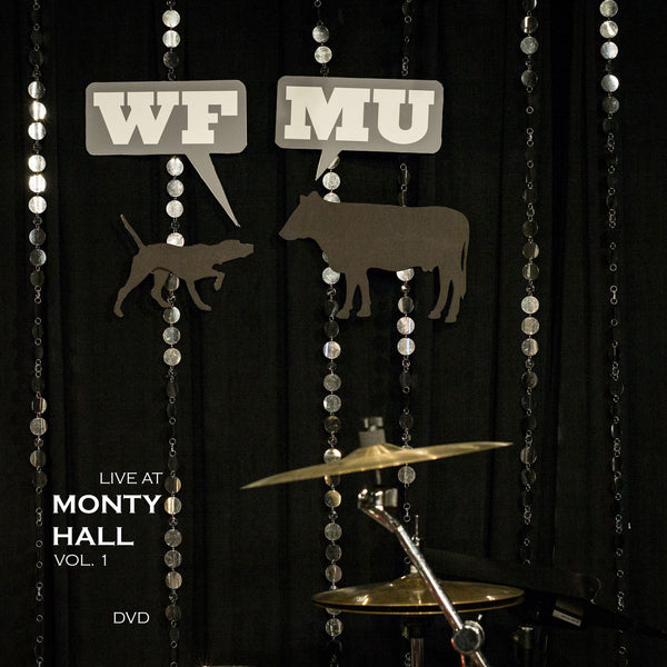 Live at Monty Hall DVD - Vol 1