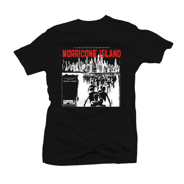 Morricone Island - Dawn of the Dead T-Shirt 2017