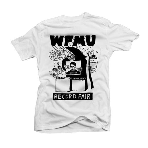 Record Fair Reaper T-Shirt