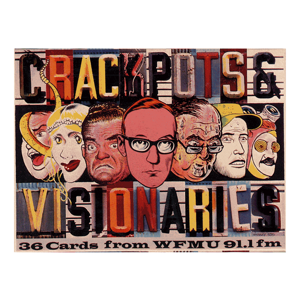 Crackpots & Visionaries Volume 1