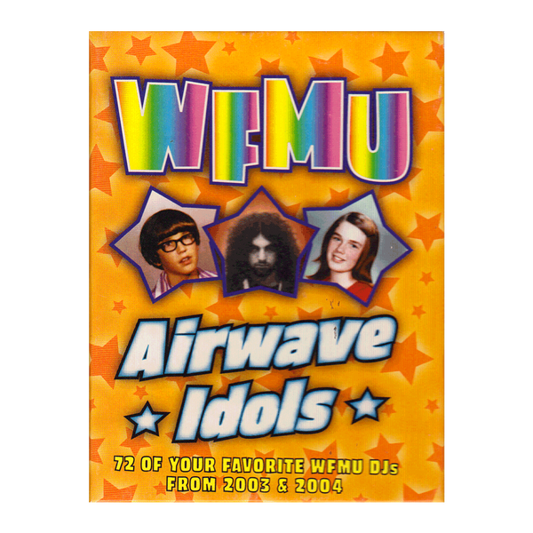 Airwave Idol Trading Cards