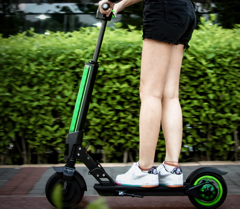 Mini Foldable Kick Start Scooter