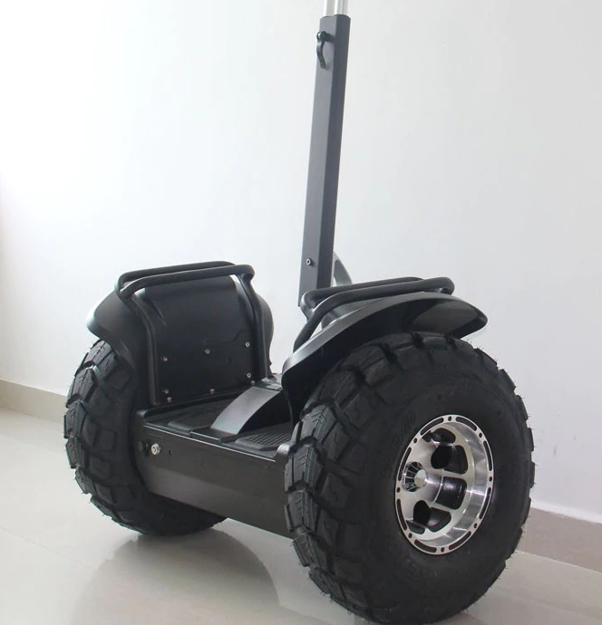 Powerful Off-Roading Scooter