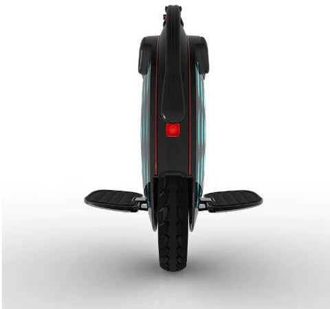 Electric Unicycle With Decorative Lamps