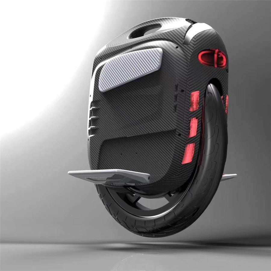 Single Wheel Self-Balancing Electric Scooter