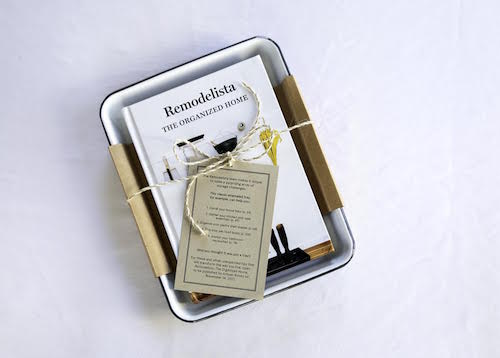 CHRISTMAS GIFTS FROM FALCON & REMODELISTA