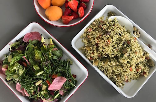 Easy Bank Holiday Salads from The Social Pantry